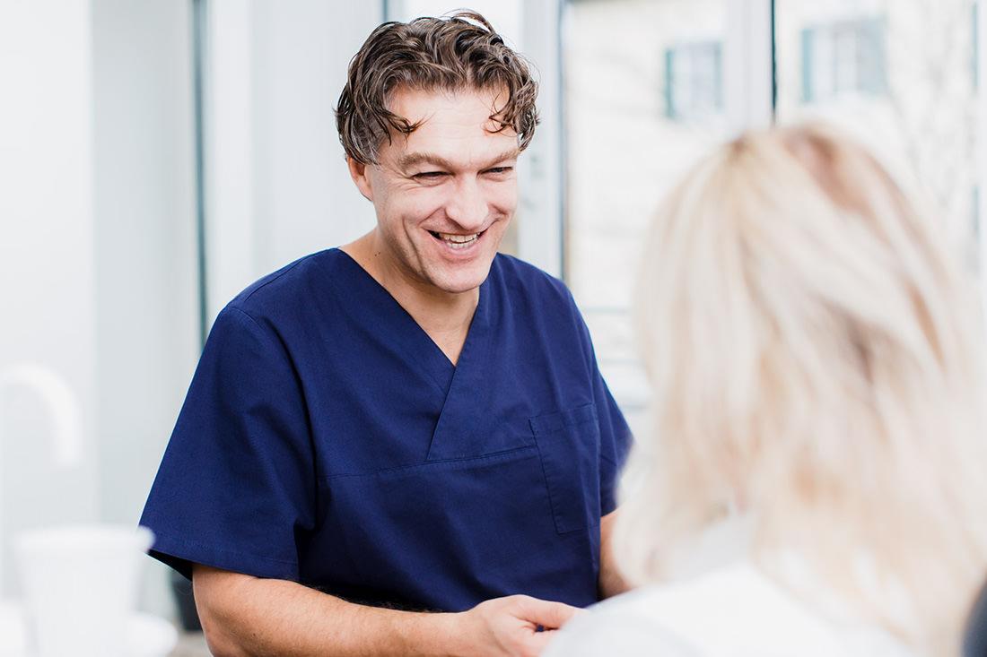 Zahnarzt Starnberg - Tichy - Leistungen - Sensible Patienten