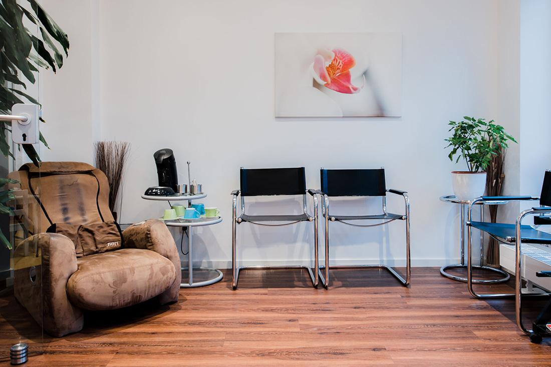 Zahnarzt Starnberg - Tichy - Praxis - Warezimmer